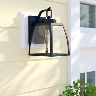Grenada 1-Light Outdoor Wall Lantern by Sol 72 Outdoor
