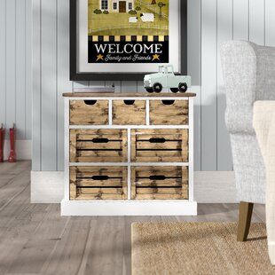 Sobers 7 Drawers Accent Cabine..
