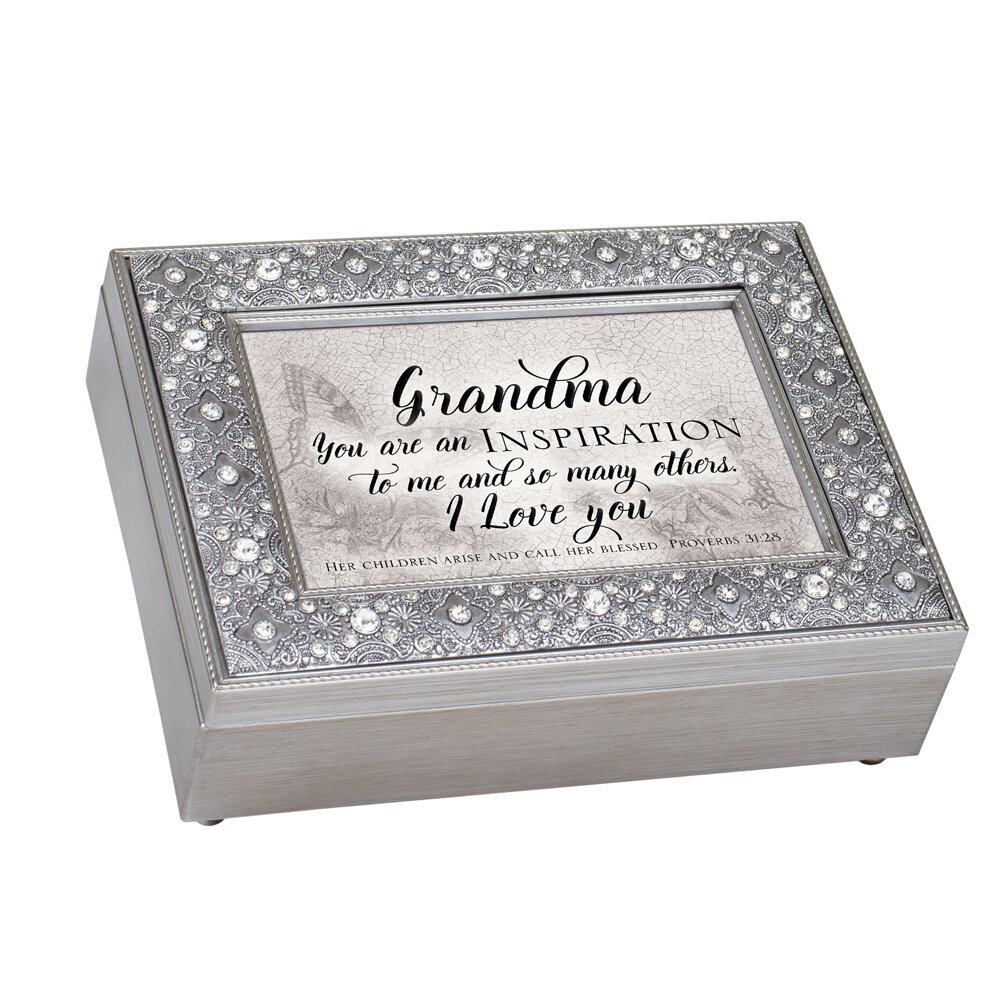 Dicksonsinc Grandma Music Decorative Box Wayfair