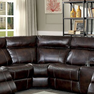 Boornazian Reclining Sectional by Red Barrel Studio