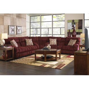 Siesta Reclining Sectional by ..