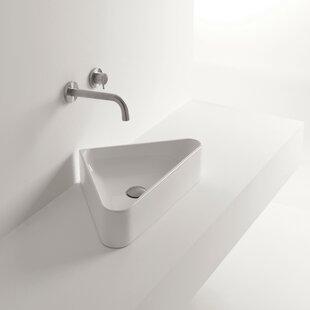 Normal Ceramic Specialty Vessel Bathroom Sink ByWS Bath Collections