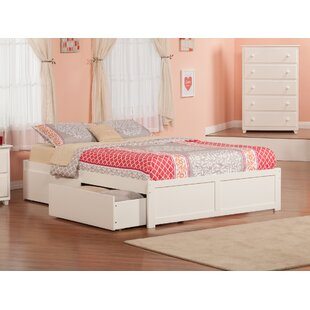 Alayah Queen Storage Platform Bed by Beachcrest Home