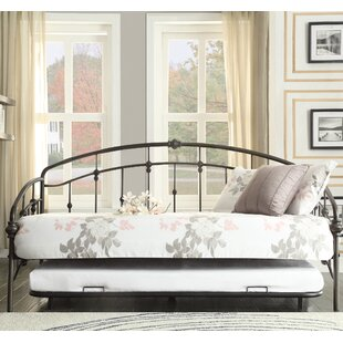 One Allium Way Laurencho Daybed with Trundle