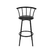 Charters Towers 29 Swivel Bar Stool (Set of 2) by Winston Porter