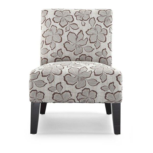 Andover Mills Poppy Slipper Chair U0026 Reviews | Wayfair