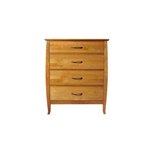 Red Barrel Studio Gerth 4 Drawer Chest