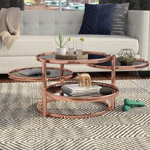 Affordable Sweet Coffee Table ByWrought Studio