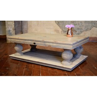 St. George Coffee Table by William Sheppee