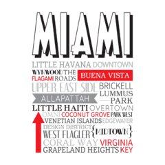 Miami Textual Art You Ll Love In 2021 Wayfair