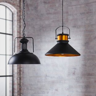 VERSANORA Modisteria 1-Light Cone Pendant