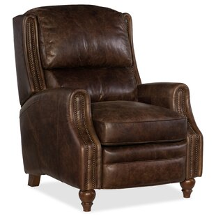 Asher Manual Recliner by Hooker Furniture
