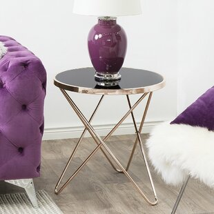 Myah End Table by Mercer41