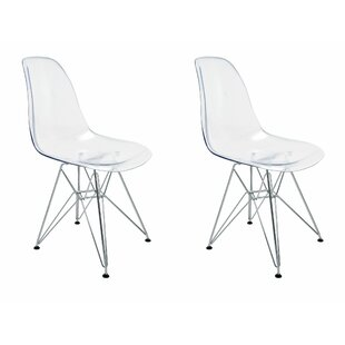 Michels Dining Chair (Set of 2) by Wrough..