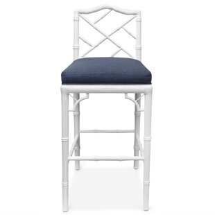 Chippendale Accent Stool by Jonathan Adler
