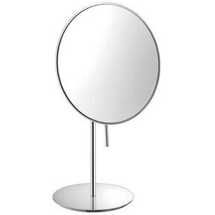Reviews Korman Round Adjustable Makeup/Shaving Mirror BySymple Stuff