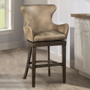 West Hollywood 26 Swivel Bar Stool