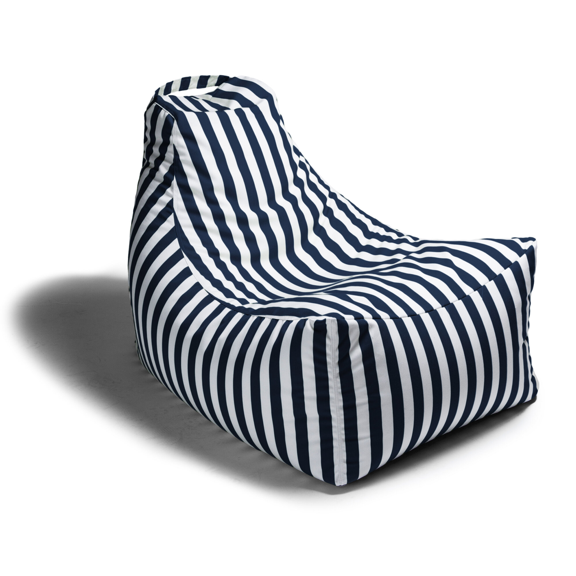 sc 1 st  AllModern & Outdoor Striped Bean Bag Lounger u0026 Reviews | AllModern