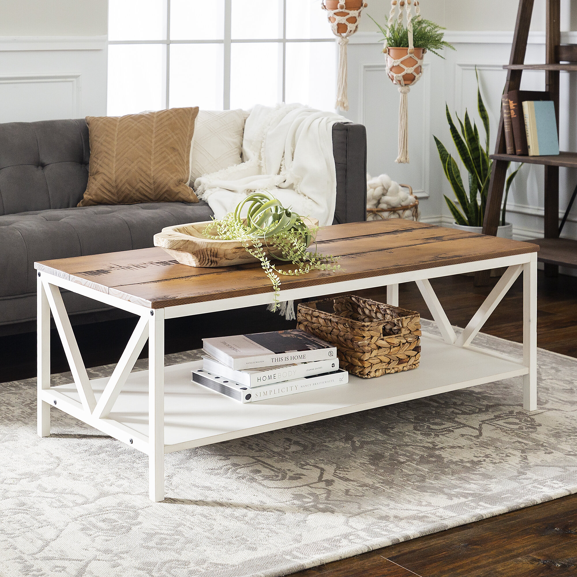 Light Wood Coffee Tables You Ll Love In 2021 Wayfair
