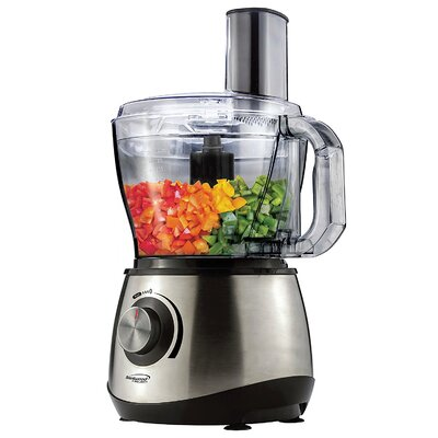 Magimix 12 cup electric food processor reviews wayfair 8 cup 600w food processor forumfinder Images