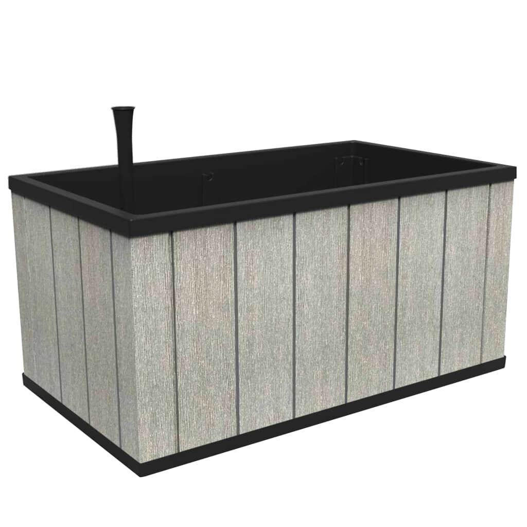 Allegra Plastic Planter Box