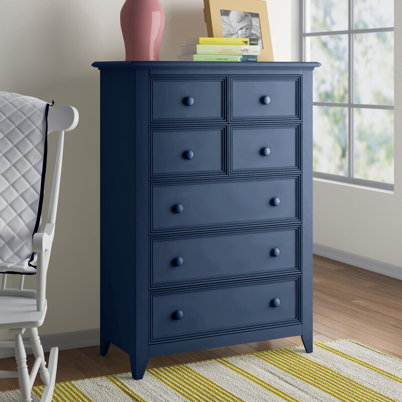 Kids Poulan 5 Drawer Chest