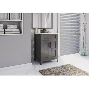 Freestanding 24 Single Bathroom Vanity Set By Twin Star Home