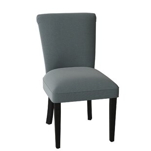 Curved Upholstered Dining Chair by Sloane Whitney No Copoun