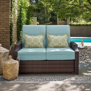 Darby Home Co Luanna Loveseat with Cushions
