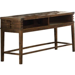 Augie Wood Console Table