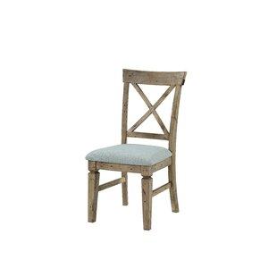 Kensal Upholstered Dining Chair (Set of 2) Gracie Oaks