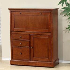 chester armoire desk