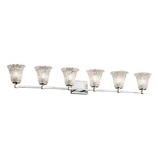 Darby Home Co Kelli 6-Light LED Vanity Light