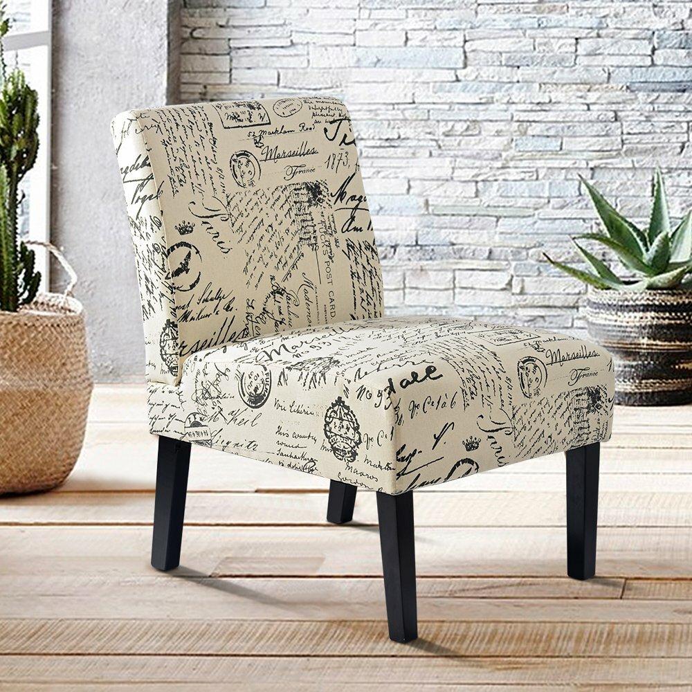 """Hanks Living Room 7.7"""" Slipper Chair"""