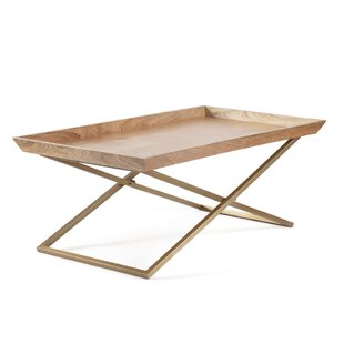 Newcomb Cross Leg Tray Top by Union Rustic