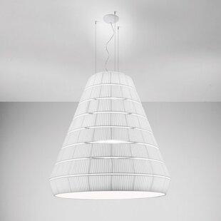 Burtrums 9-Light Cone Pendant by Orren Ellis
