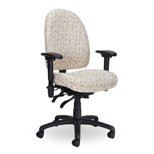 Seating Inc Pearl II Mid-Back Desk Chair