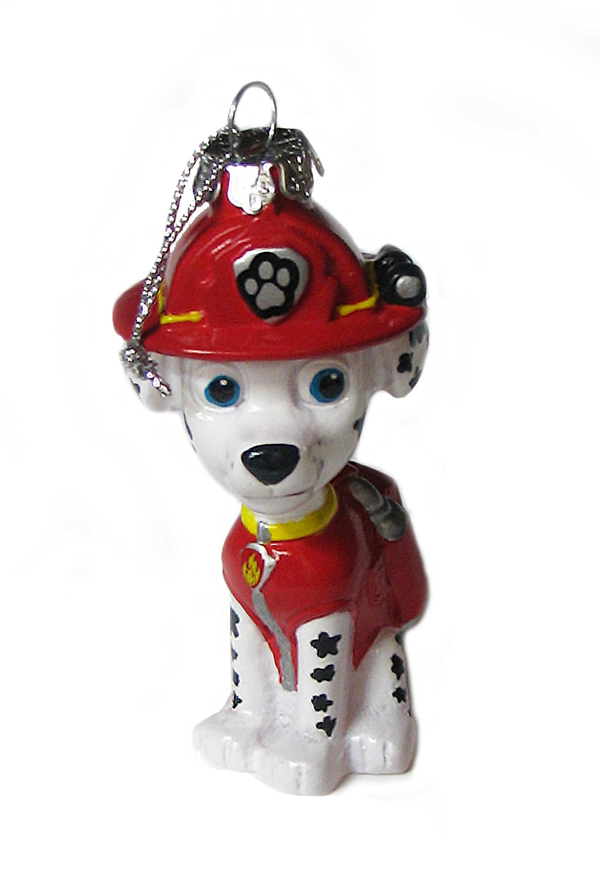 The Holiday Aisle Paw Patrol Marshall Hanging Figurine Ornament Reviews Wayfair