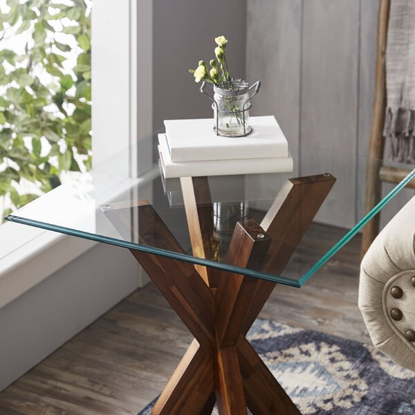 30 inch square glass table top wayfair watchthetrailerfo