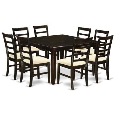 Krull 9 Piece Dining Set