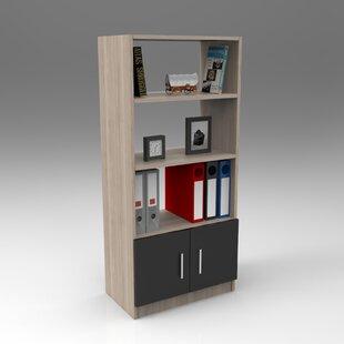 Newsburg Bookcase By Ebern Designs