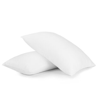 Susanna Soft Hypoallergenic Medium Polyester Bed Pillow (Set of 2)