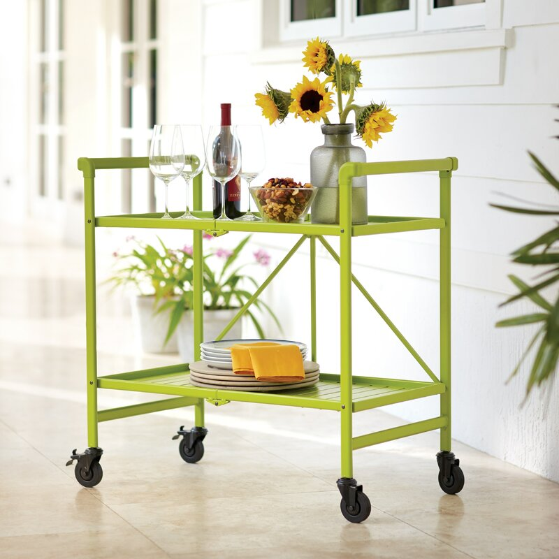 Greenbush Bar Cart