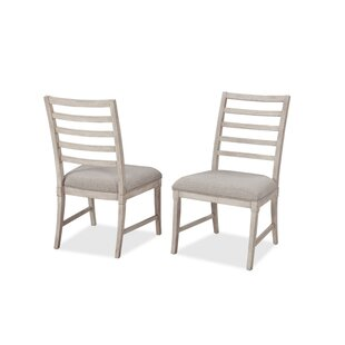 Panama Jack Home Graphite Solid Wood Dining Chair (Set of 2)