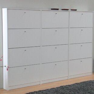 Hartman Shoe Storage Cabinet By 17 Stories