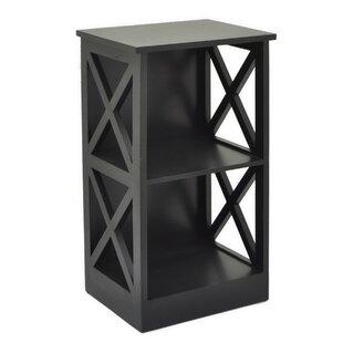 Ridgevale Standard Bookcase by Breakwater Bay