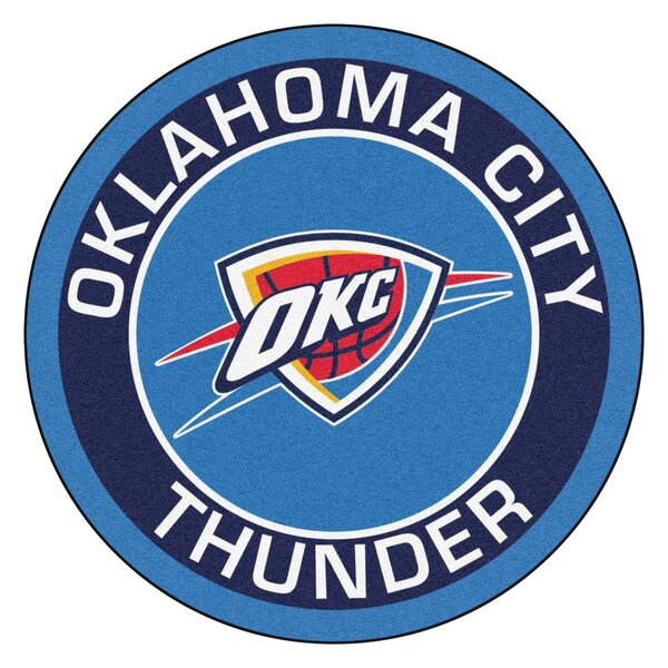 Cool Oklahoma City Thunder Youll Love In 2019 Wayfair Download Free Architecture Designs Viewormadebymaigaardcom