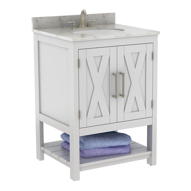 freestanding bathroom vanity. Freestanding 24\ Bathroom Vanity