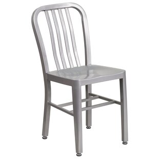 Save  sc 1 st  Wayfair & Alston Aluminum Side Chair | Wayfair