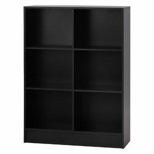 Newbill 6 Shelve Standard Bookcase
